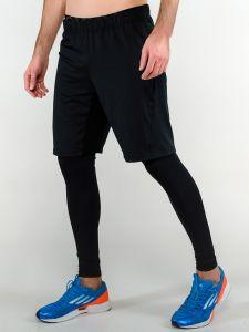 Спортивные шорты с сеткой мужские