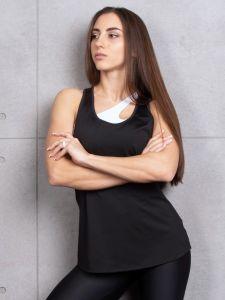 Майка для спорта Lucia Black