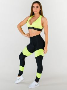 Костюм для фитнеса Francesca Lime
