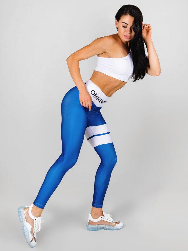 Костюм для фитнеса Enio Ocean Blue