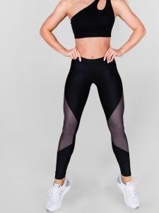 Женский костюм для фитнеса с лосинами