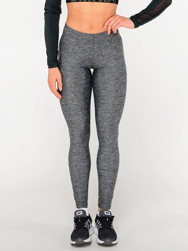Лосины для фитнеса Grey PRO