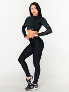 Костюм для фитнеса Black Omnia