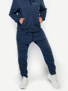 Женские спортивные джоггеры синие